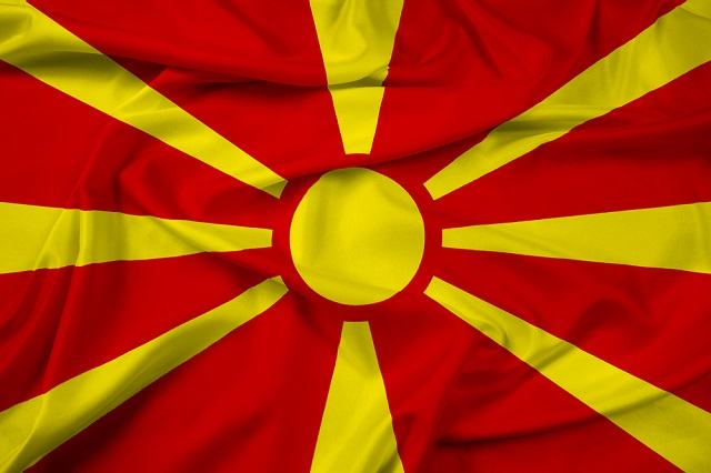 Significado da bandeira da Macedônia tem relação com seu passado histórico e cultural