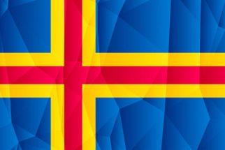 Significado da bandeira das Ilhas Åland