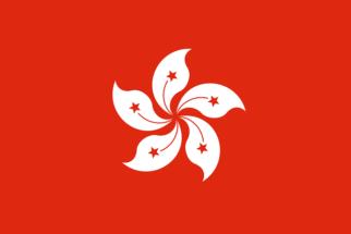 Significado da bandeira de Hong Kong