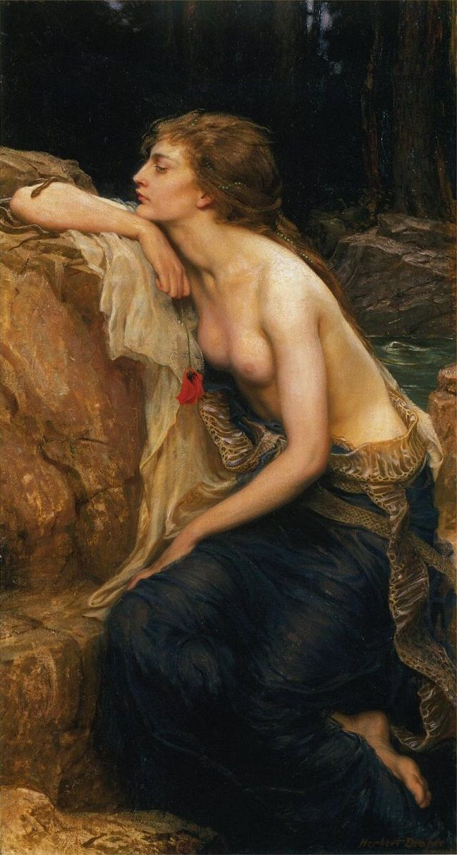 Lamia, figura mitológica