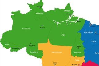 Região Norte do Brasil: 'berço' da Floresta Amazônica