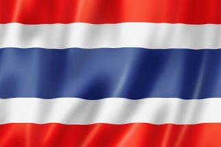 Significado da bandeira da Tailândia