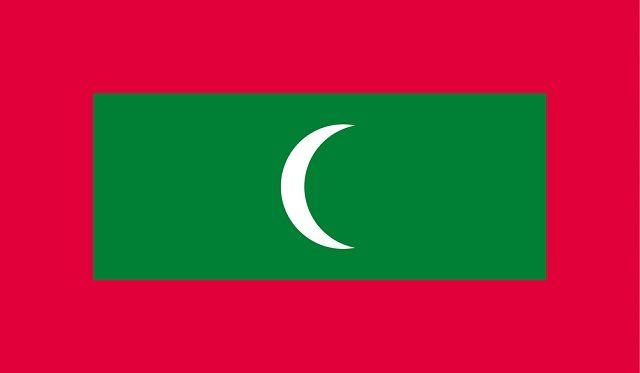 Significado da bandeira de Maldivas