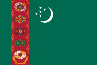 Significado da bandeira do Turquemenistão