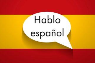 A utilização em palavras em espanhol do 'm' e do 'n'