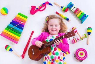 Como a música pode influenciar no desenvolvimento de uma criança