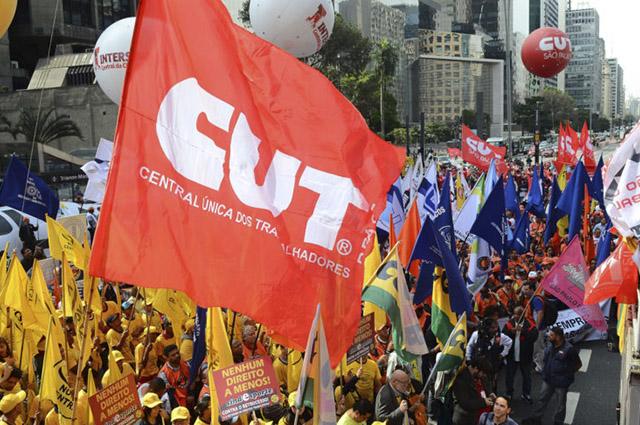 CUT, MST, MTST e demais movimentos sindicais brasileiros representam classes preteridas