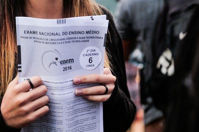 MEC garante maior segurança na realização do Enem 2017