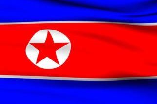 Significado da bandeira da Coreia do Norte