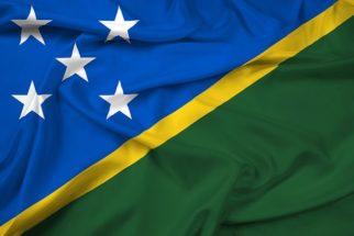 Significado da bandeira das Ilhas Salomão