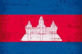 Significado da bandeira de Camboja