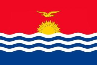Significado da bandeira de Kiribati