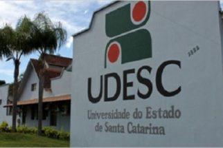 Udesc abre seleção para curso gratuito na área de gestão pública
