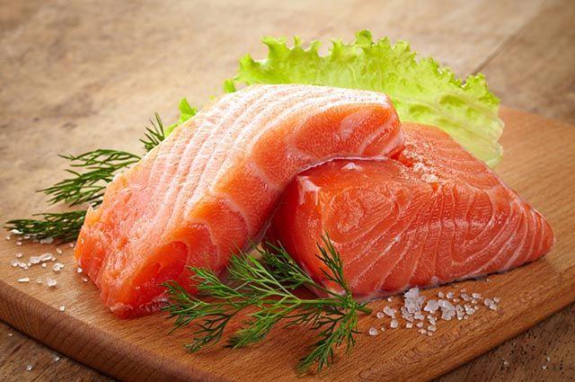 6 alimentos que podem desaparecer devido ao aquecimento global - Salmão
