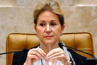 Biografia da ministra do STF Ellen Gracie