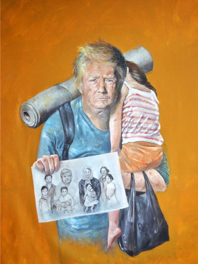 donald-trump-como-refugiado