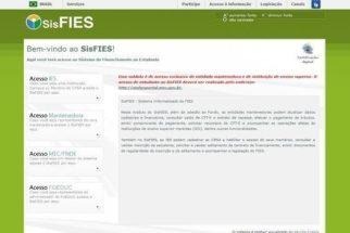 Renovação de contratos do Fies deve ser feita até sexta (16)
