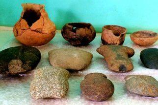 Material arqueológico é descoberto às margens de rio brasileiro