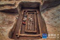 Arqueólogos chineses encontram ossadas de 'gigantes' de 5 mil anos