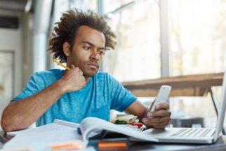Como fazer para não atrapalhar os estudos com as mídias sociais