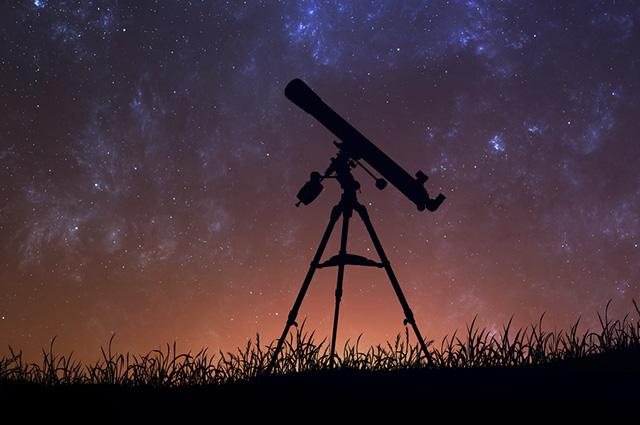 Astronomia, astrofísica e cosmologia têm relação com o estudo do universo