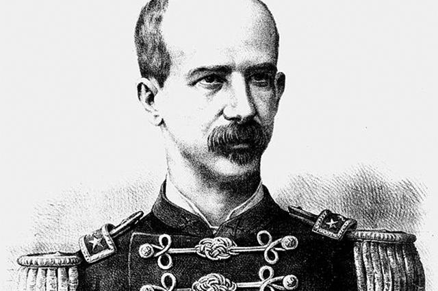 Antônio Moreira César foi um dos militares mais conhecidos e engajados do Brasil do passado