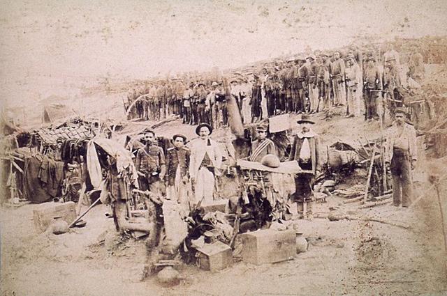 Guerra de Canudos teve como um dos grandes articuladores Antônio Moreira César