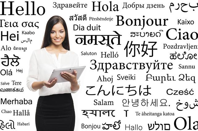 Algumas instituições oferecem bolsas de inglês e espanhol