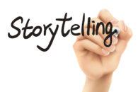 O que é uma storytelling