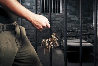 O que faz um agente penitenciário?