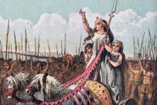Biografia de Boadicea