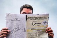 Redação do Enem que desrespeitar direitos humanos terá nota zero