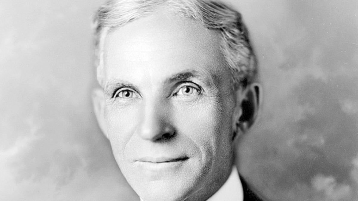 A biografia de Henry Ford - Estudo Prático