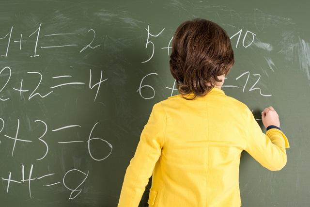 Um dos benefícios de estudar matemática é aumentar a concentração