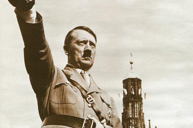 Adolf Hitler pregava que o sangue ariano prevalecia sobre todos os demais