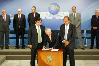 Já houve intervenção federal no Brasil?