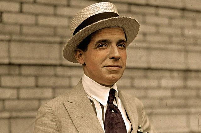 Um dos maiores mentirosos da história é italiano e criador da pirâmide financeira, usada até hoje
