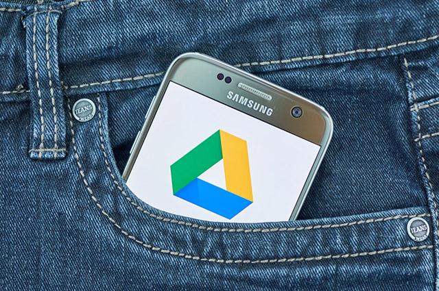 O Google Drive é uma ferramenta oficial de armazenamento em nuvem muito fácil de usar