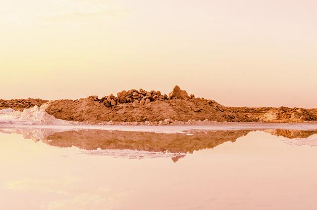 Essa reserva de sal possui quase 2 mil quilômetros quadrados