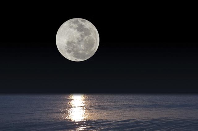 A Lua Azul é uma segunda lua cheia em um único mês