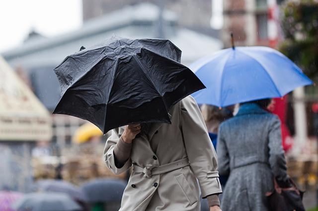 O clima instável é uma das marcas dessa cidade