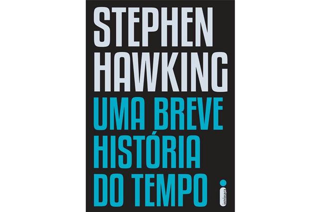 Escrito em 1988, livro Uma Breve História do Tempo foi sucesso editorial
