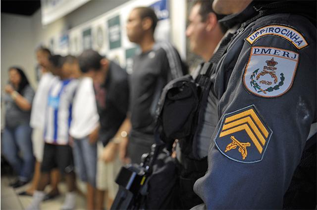 População carioca vê como corrupta a polícia do Rio