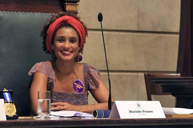 Marielle Franco foi executada com quatro tiros na cabeça em março de 2018