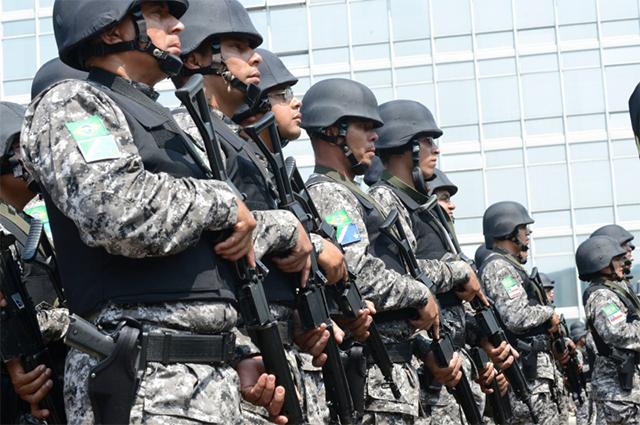Presídio de Alcaçuz já foi palco de batalha entre a Força Nacional e presidiários