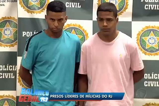 Milicianos no Rio de Janeiro operam há muito tempo