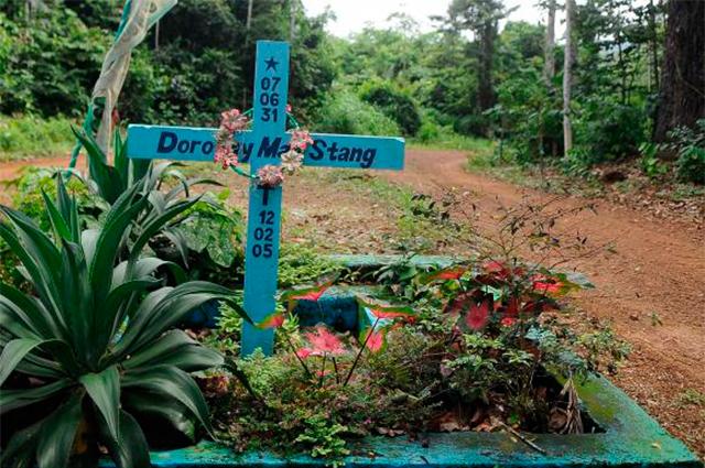 Morta em 2005, Irmã Dorothy teve o corpo enterrado em Anapu