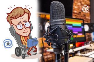 Como funcionava a voz robótica de Stephen Hawking
