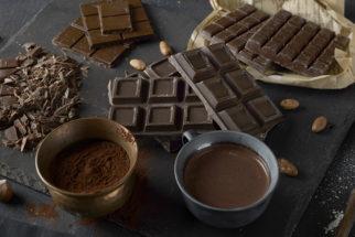 Qual foi o primeiro chocolate do mundo