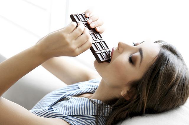 Ganhar a vida como degustador de chocolate sem dúvida é um emprego muito legal